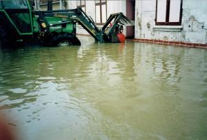 PONTOISE inondé comme VARESNES