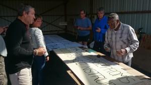 FLOUES et TRAHIS par l'état, les Varesnois manifesteront le 02/09/2015 sur leur digue